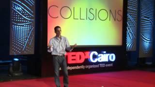 The secret sauce: Khaled Bichara at TEDxCairo