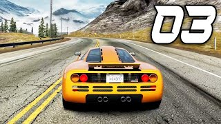 Need for Speed: Hot Pursuit Remastered - Part 3 - McLaren F1