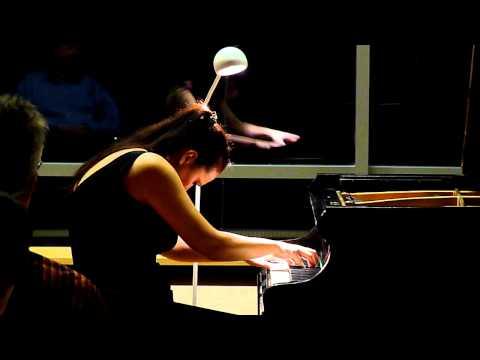 Ana Marija Markovina: Beethovens Sturmsonate, 1.Satz Ausschnitt