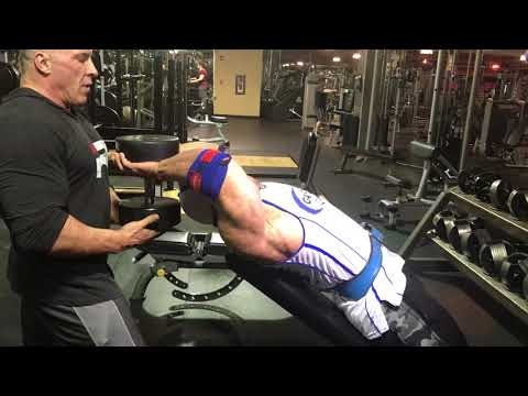Hidetada Yamagishi's 2018 Arnold Classic Preparation. ARMS TRAINING