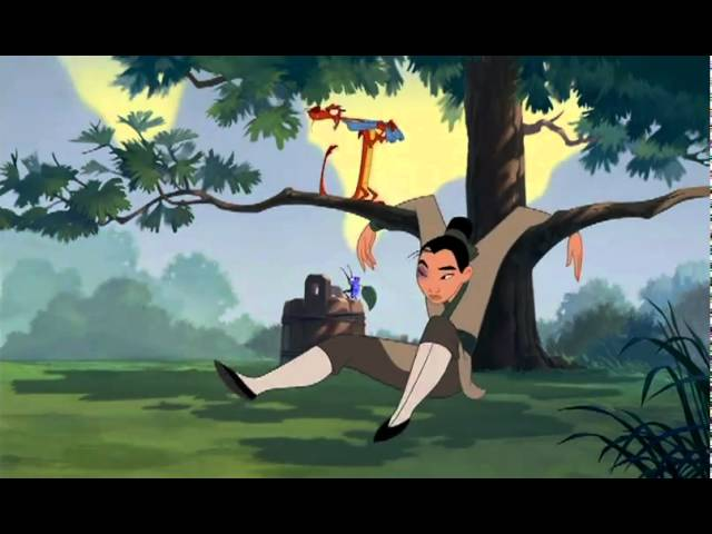I'll Make a Man Out of You from Disney's 'Mulan'