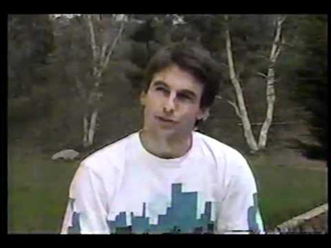 Mark Harmon Interview 1984