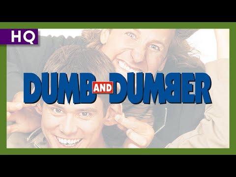 Dumb and Dumber trailer
