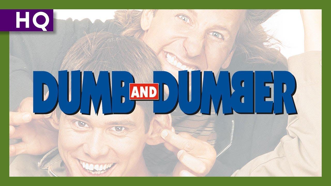 Dumb and Dumber (1994) Trailer