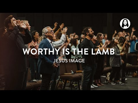 Worthy Is The Lamb - Holy Worship | Jesus Image Worship | John Wilds