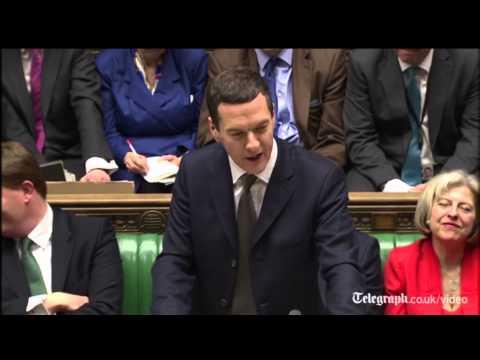 Budget 2015: George Osborne