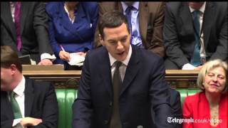 Budget 2015: George Osborne's Best And Worst Jokes