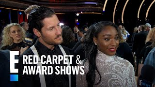 """Normani Kordei Gets Fifth Harmony Support for """"DWTS"""" 