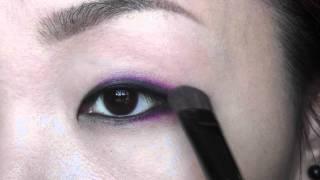 可爱俏皮兔兔眼妆(适合单/双眼皮) Thumbnail
