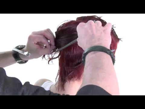 Технология мужских стрижек