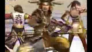 Samurai Warriors 2 Empires trailer