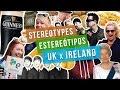 Estereótipos de Irlandeses e Britânicos - E-Dublin TV