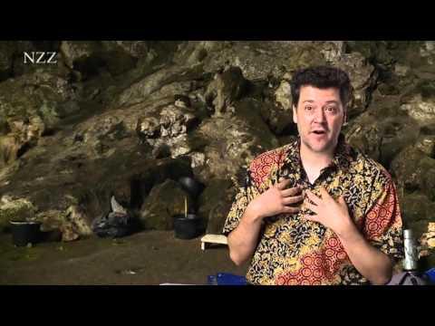 Matthew W. Tocheri interviewed by Basil Gelpke