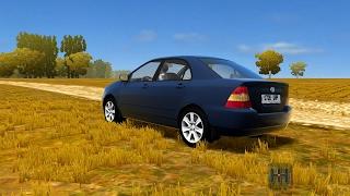 City Car Driving 1.5.3 | Toyota Corolla E120 2003 | WITH CUSTOM SOUND
