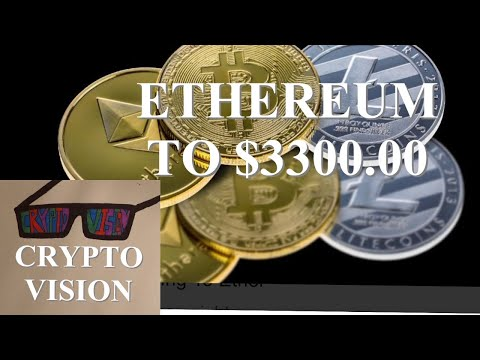 ETHEREUM TO $3300.00 WHAT WILL IMPEACHMENT OF TRUMP MEAN FOR CRYPTOS….