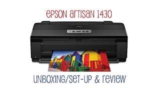 Epson Artisan 1430 Printer Review