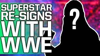 WWE Superstar Re-Signs   NXT vs WWE Dream Match Teased