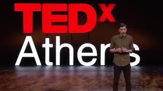 516 days | Ilias Anastasiadis | TEDxAthens