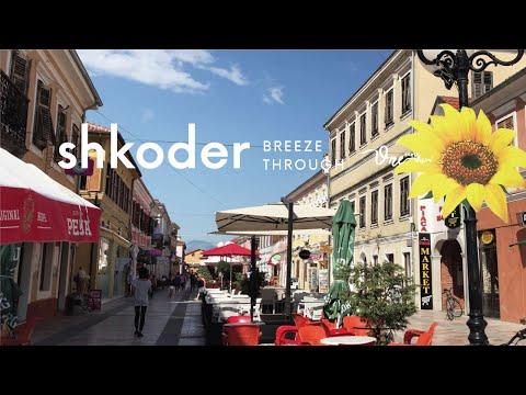 SHKODRA on foot (4K HD) | + Bus to Montenegro | Ep 5 Albania 2018