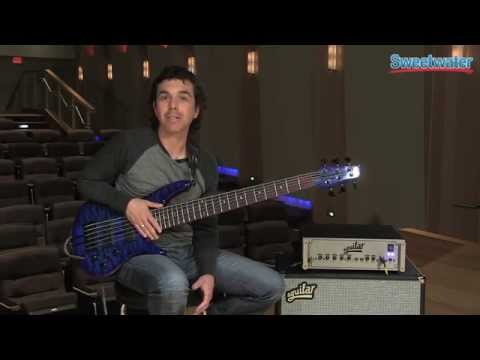 Adam Nitti for Aguilar Bass Amplification - Sweetwater Sound