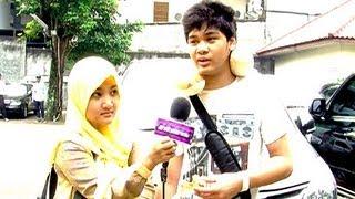 Fathin Dan Mikha Sering Tampil Berpasangan - Intens 8 Juli  2013