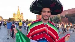 Moscú ama a los mexicanos