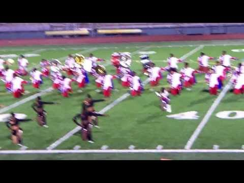 "North  Miami Beach Senior High school 2013 ""SUPERIOR"" Performance"