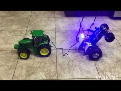 Johndeere Model Tractor made by Punjabi in Canada | New Holland Model Tractor by Punjabi