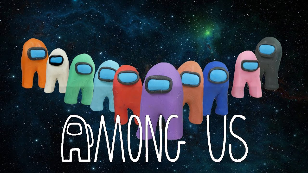 Download AMONG US - Animation (stopmotion)