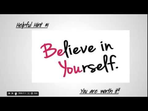 Self Advocacy Video