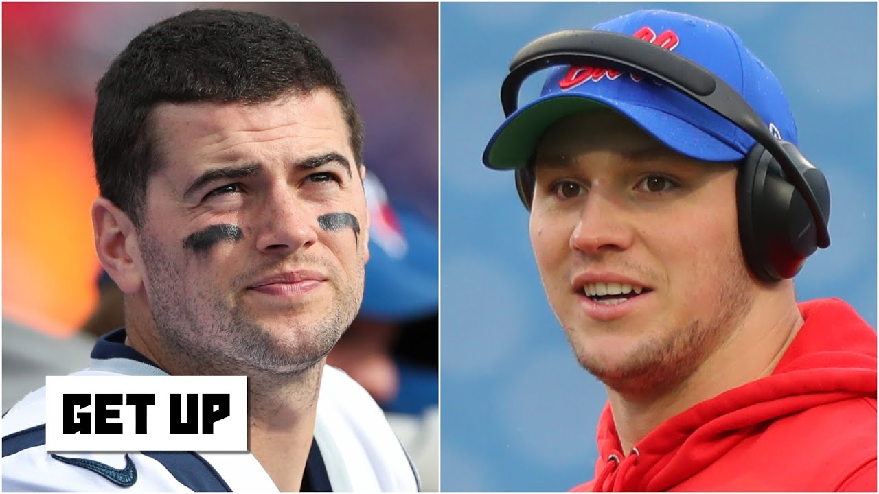 Will the Patriots or Bills win the AFC East?   Get Up