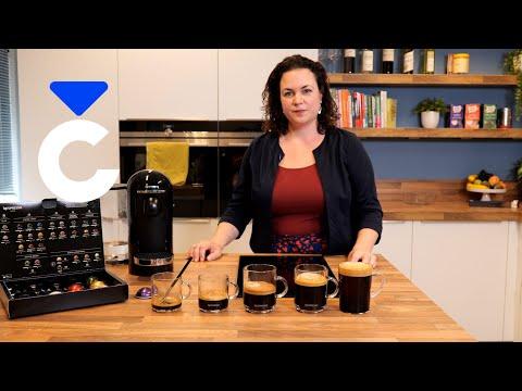 Nespresso Vertuo - Review (Consumentenbond)