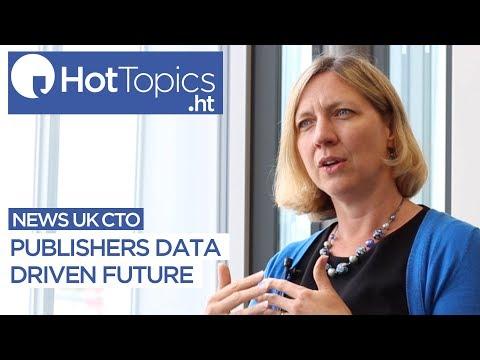 Publishers data driven future