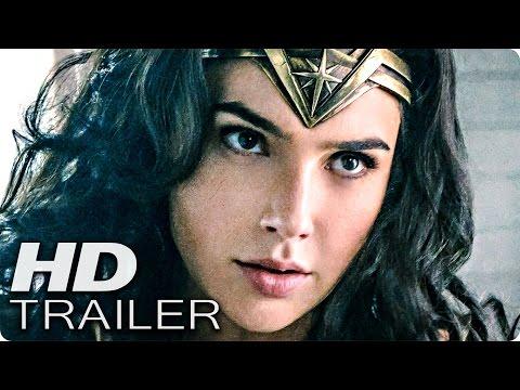 WONDER WOMAN Trailer German Deutsch (2017)