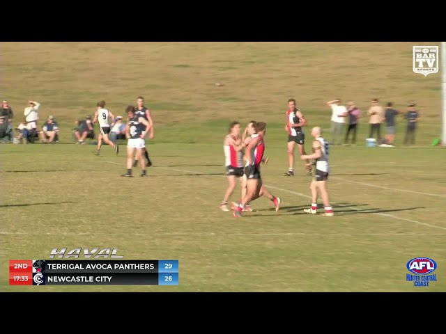 2019 HCCAFL Black Diamond Cup Round 9 Highlights - Terrigal Avoca Panthers v Newcastle City Blues