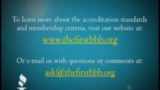 Better Business Bureau (BBB) of Minnesota & North Dakota Member Benefits Video
