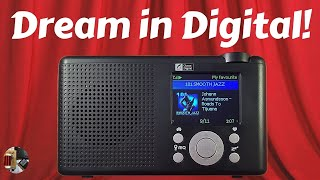 Ocean Digital WR-23D WiFi FM DAB DAB+ Portable Radio Review