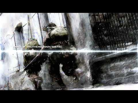 Band of Brothers Soundtrack - Main Theme by Michael Kamen