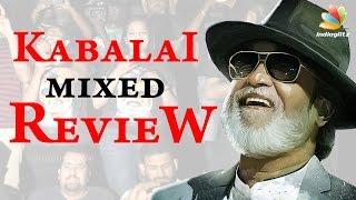 Kabali Overseas Audience Response | Movie Review | Rajini, Ranjith