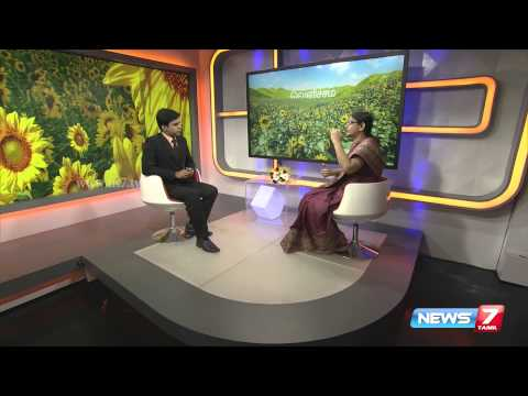 Dr.Selvi Radhakrishnan-delivers hope to women with breast cancer   Varaverpparai   News7 Tamil  