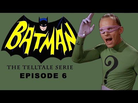 Batman the Telltale Serie - Episode 6 - Romance à Clichy sous bois