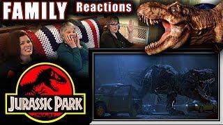 Jurassic Park   FAMILY Reactions   Fair Use