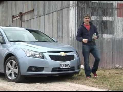 Chevrolet Cruze Diésel - Test - Matías Antico