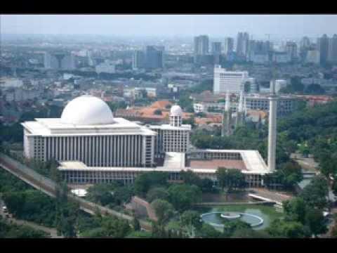 Squares in the world - Merdeka Square, Jakarta