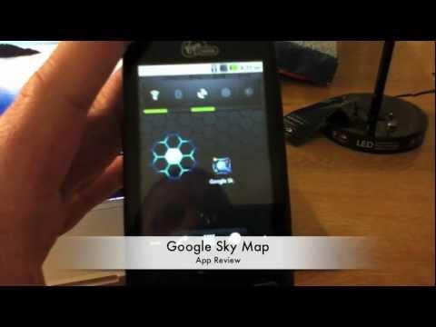 Google Sky Map App Review