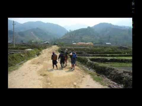 Sa Pa Vietnam - Ryder Family Trip 2009