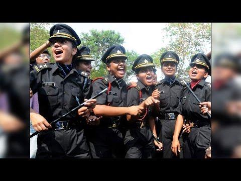 Assam Rifles induct 100 women personnel