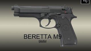 Распаковка и обзор BERETTA M9\ Сувенир.