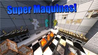 Minecraft 1.8: Super Comandos! / Maquinas y utilidades / SIN MODS