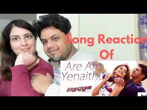#Chakravyuha   #Yenaithu Song Reaction Puneeth Rajkumar, Rachitha Ram  Foreigner VS Indian Reaction 